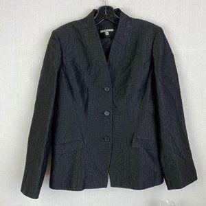 ANNE KLEIN Textured Blazer NWT